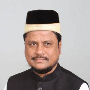 Prof. Dr. Abu Reza Muhammad Nadwi, MP
