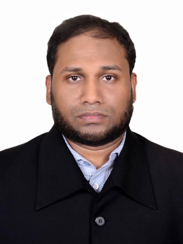 Prof. Mohammed Shamsul Alam