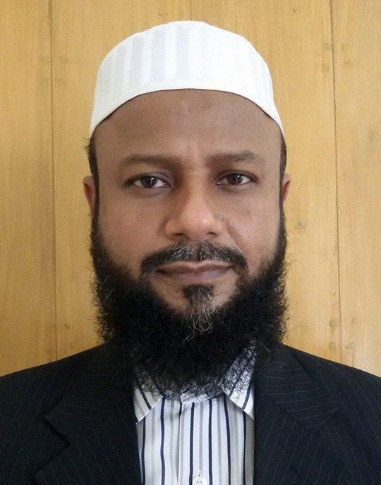 Prof. Dr. Muhammad Mahbubur Rahman